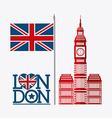 London design vector image vector image