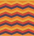 autumn chevron seamless pattern background vector image vector image