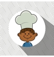 boy kids menu food vector image vector image