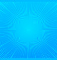 abstract dynamic blue background vector image