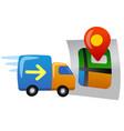 Delivery service icon