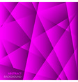 Abstract Violet Geometric Background vector image