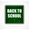 Back To School Typographical Background vector image vector image