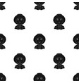 Eskimohuman race single icon in black style vector image