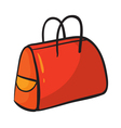 a purse vector image