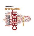 the easy way to build a good credit score text vector image vector image