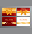discount scratch gift card design vector image