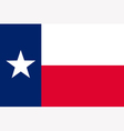 Texan state flag
