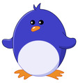 bapenguin vector image