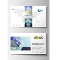 Business card templates Cover design template