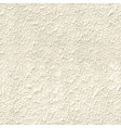 Plaster texture seamless vector image vector image