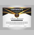 template certificate appreciation elegant