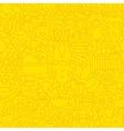 thin yellow banewborn line seamless pattern vector image