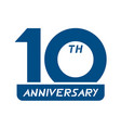 10th anniversary symbol
