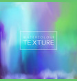 detailed watercolour texture vector image vector image