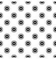 hunting gun aim pattern seamless vector image
