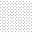 rounded square pattern seamless spotted vector image vector image