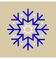Snowflake Ornament vector image vector image