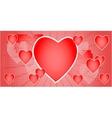 valentines design vector image