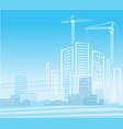 Abstract city development