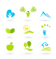 Andscape icons vector | Price: 1 Credit (USD $1)