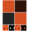 Halloween patterns vector | Price: 1 Credit (USD $1)