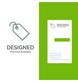 price tag label ticket grey logo design and vector image