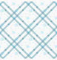 white snowflakes seamless pattern winter holidays vector image vector image