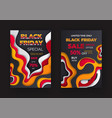 black friday sale special discount 70 percent off vector image vector image