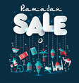 offer and discount sale tags for the festival of vector image vector image