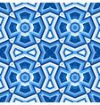 patterned floor tiles vector image