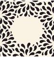 seamless pattern Floral vintage background vector image vector image