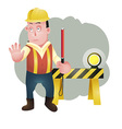 worker Preview vector image