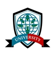 University education symbol vector image vector image