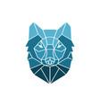 lynx logo design vector image vector image