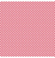 dot red background on white dot red pattern red vector image vector image