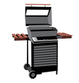 BBQ grill isolated vector image vector image