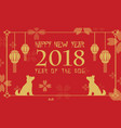 chinese new year background style vector image