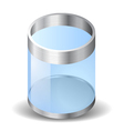 Icon for recycle bin vector image vector image