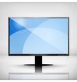 Plasma TV vector image vector image