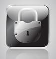 app lock vector image vector image