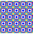 seamless abstract background image of vector image vector image