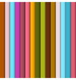 Abstract Retro Colorful Seamless Background vector image vector image