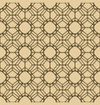 fashion seamless tile pattern vector image vector image