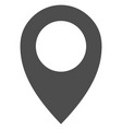 flat map marker icon vector image