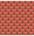 Cones pattern vector image vector image