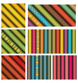 rolled paper textures vector image vector image