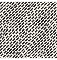 Seamless Hand Drawn Vertical Grunge Lines vector image