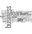how to apply for business loans