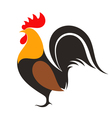 Rooster vector image vector image
